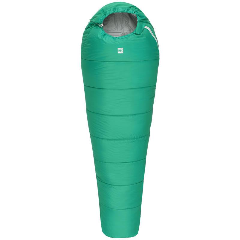 Sac de couchage Switchback 0 °C Vert bouteille