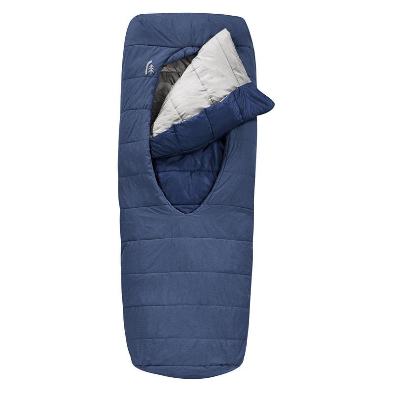 Sac de couchage Frontcountry Bed SYN -3 °C Bleu profond