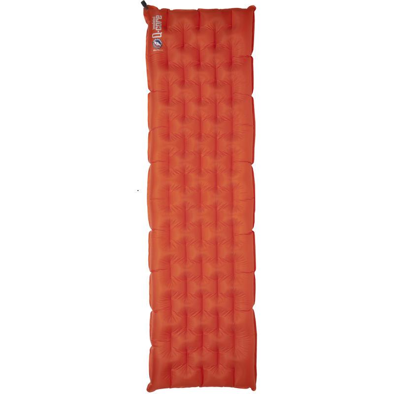 Matelas de sol Q-Core SL Orange/Noir