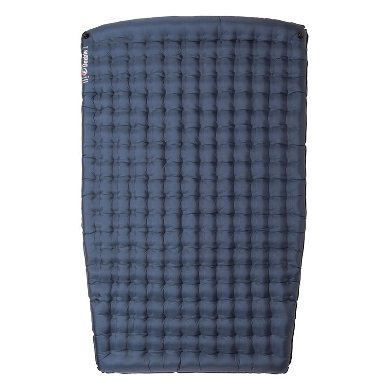 Insulated Double Z Double Wide Sleeping Pad Navy