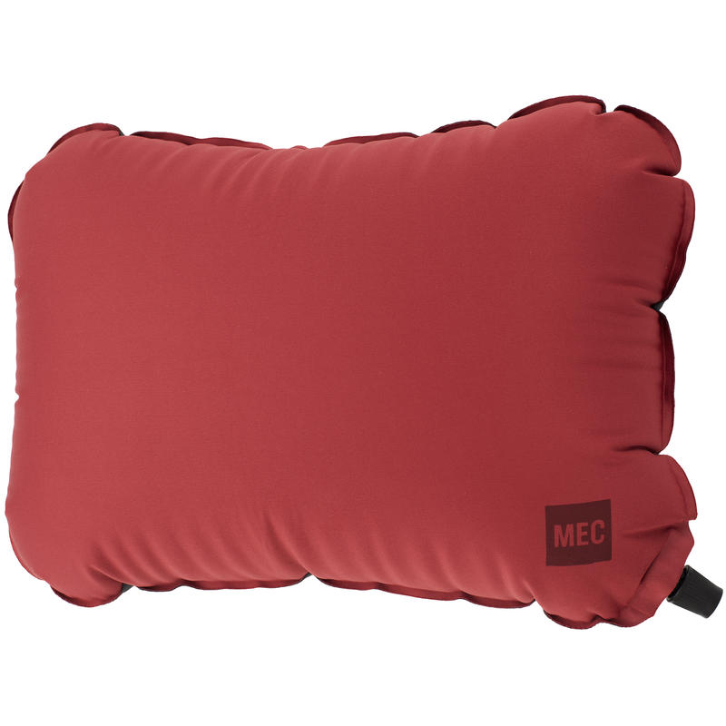 Base Camp Pillow Red