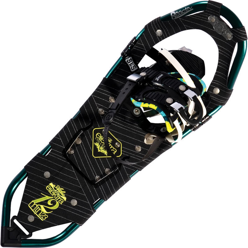 1223 Elektra Snowshoes Emerald/Lime