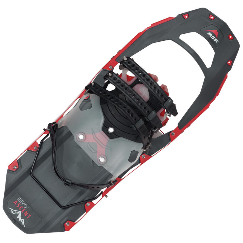 """Revo Ascent 22"""" Snowshoes Red"""