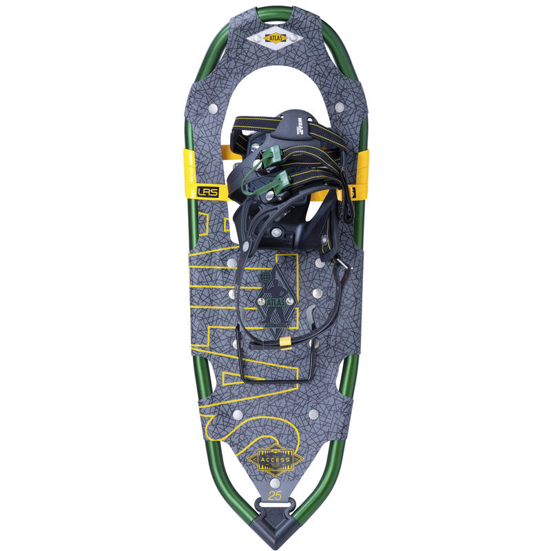 Access Snowshoes Green