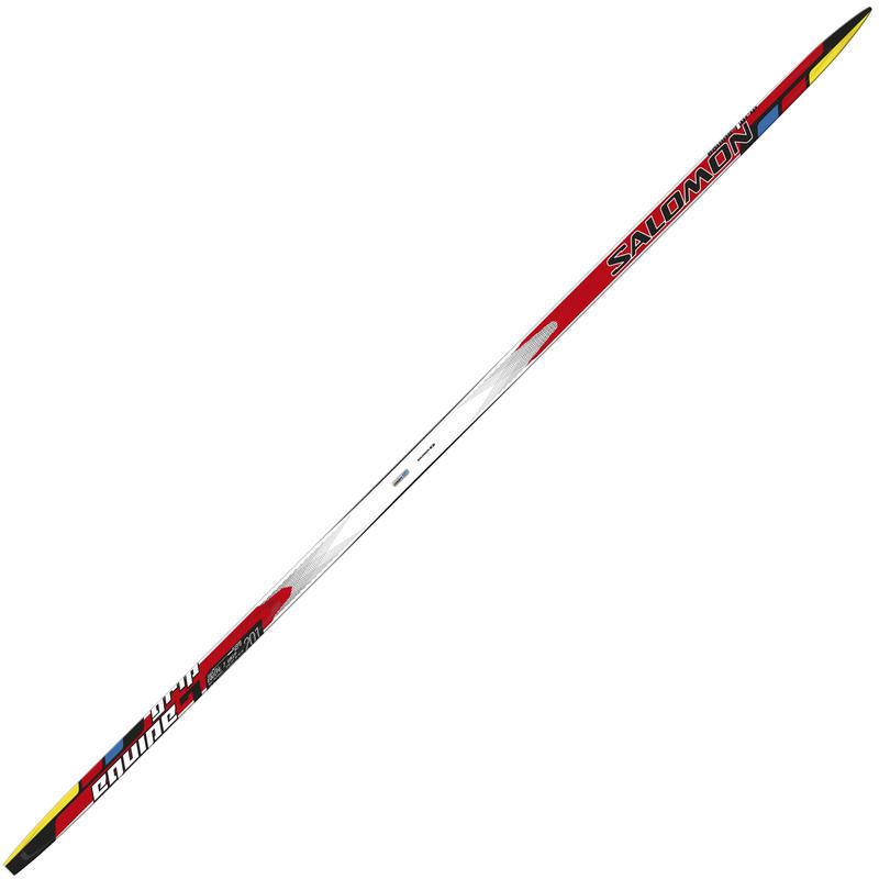 Skis classiques Equipe 7 sans fart