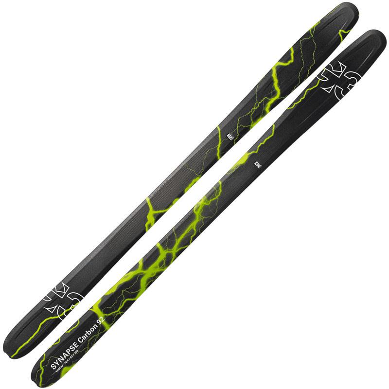 Skis de haute route Synapse 92 en carbone