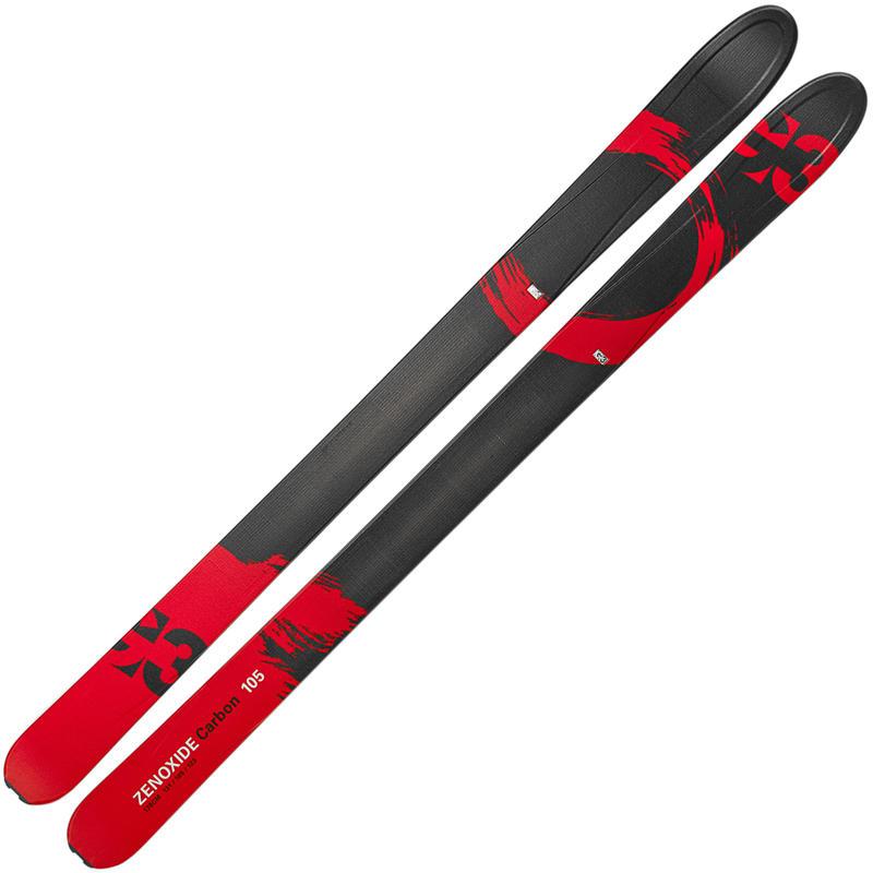 Skis de haute route ZenOxide 105 en carbone