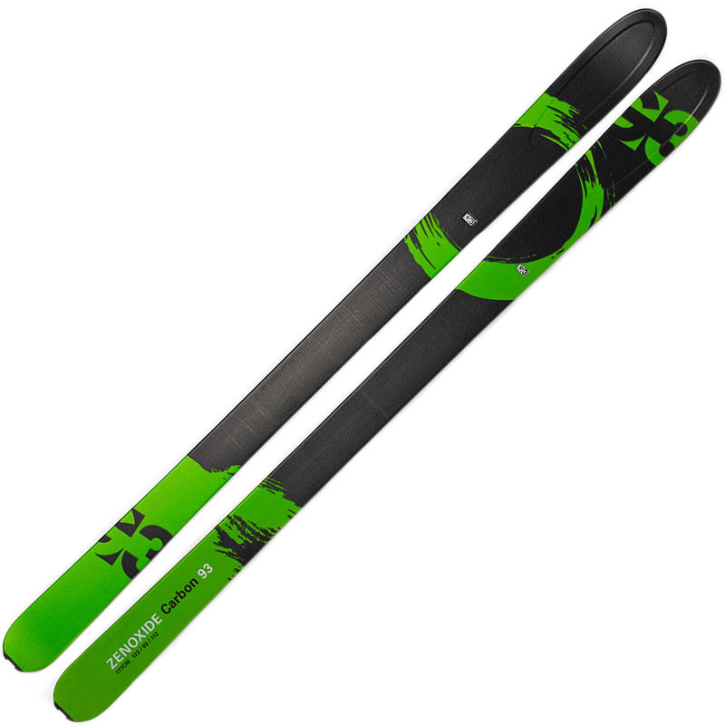 Skis de haute route ZenOxide 93 en carbone