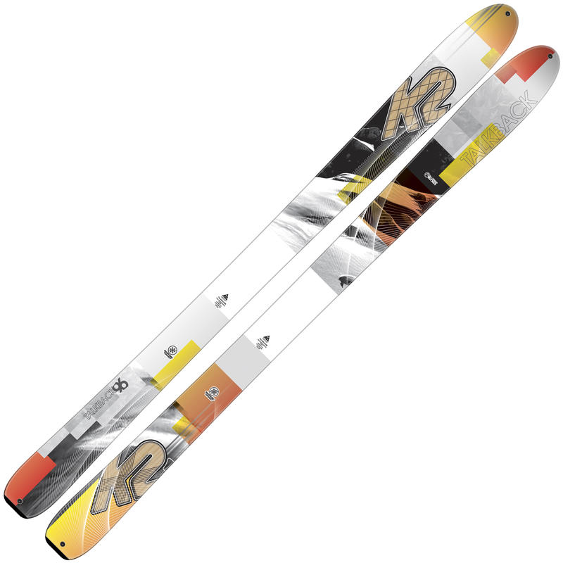 Skis de haute route Talkback 96