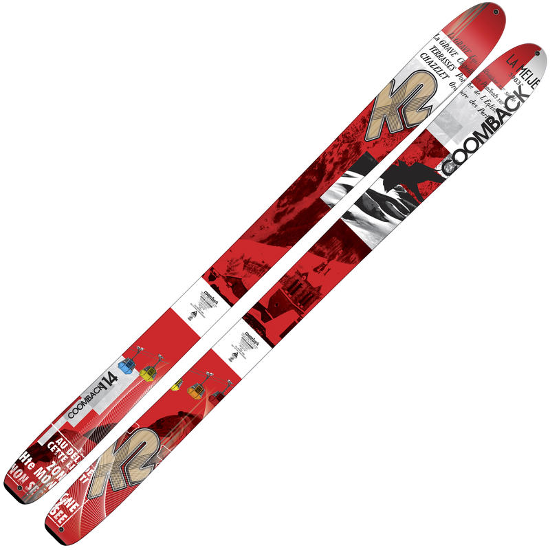 Coomback 114 Skis