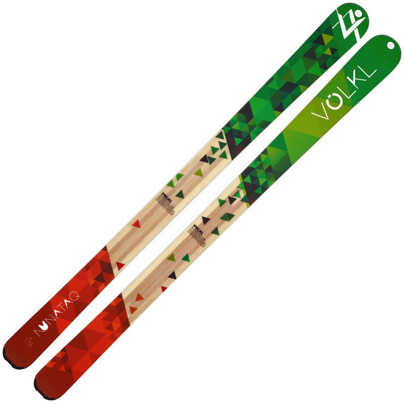 Skis de haute route Nunataq