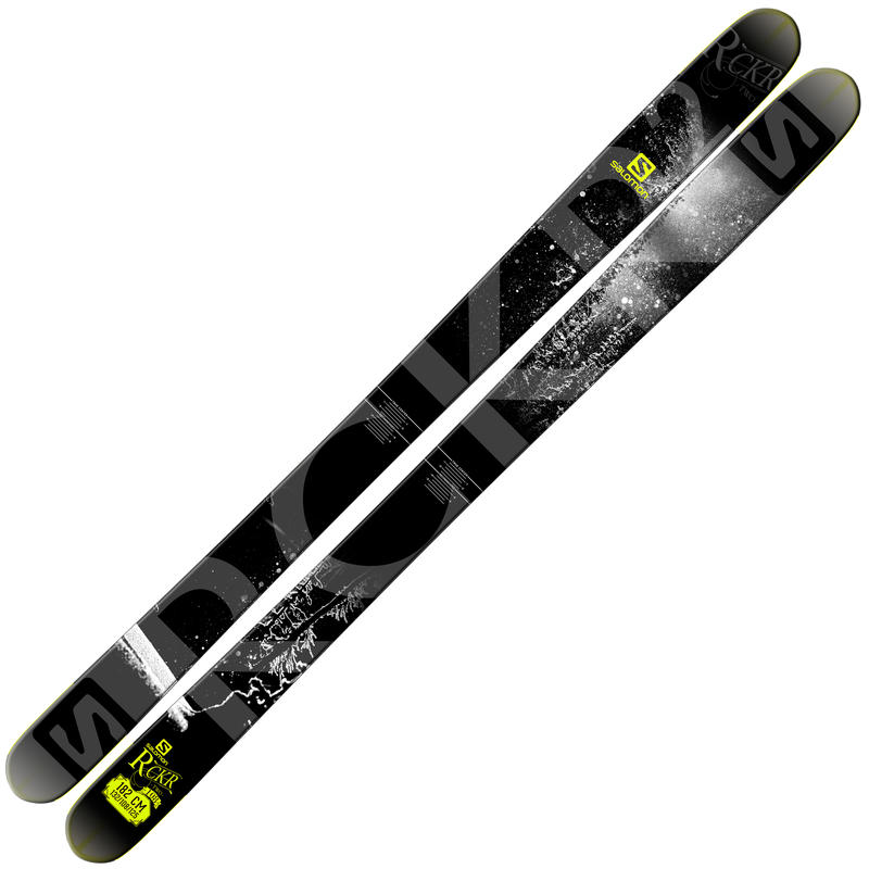 Skis de haute route Rocker2 108