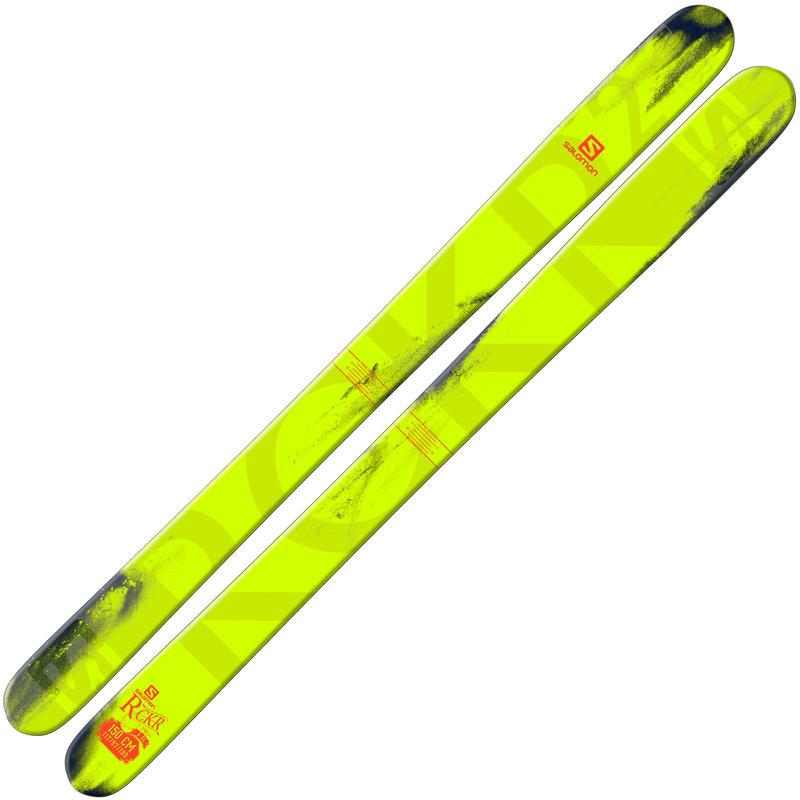 Skis de haute route Rocker2 Junior