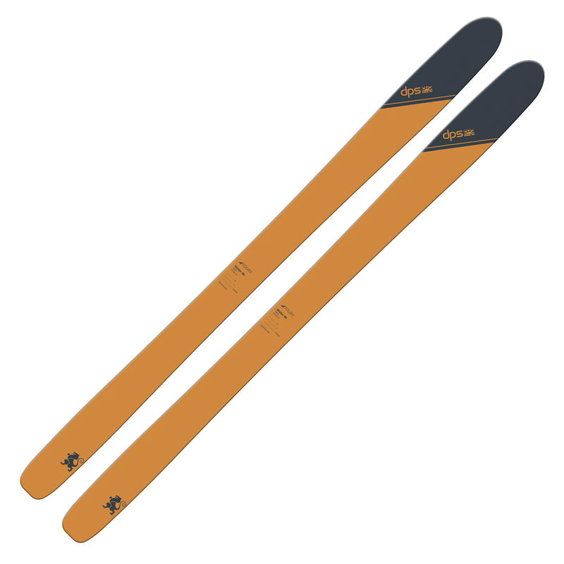 Skis Wailer 99 Tour 1 NKA Orange