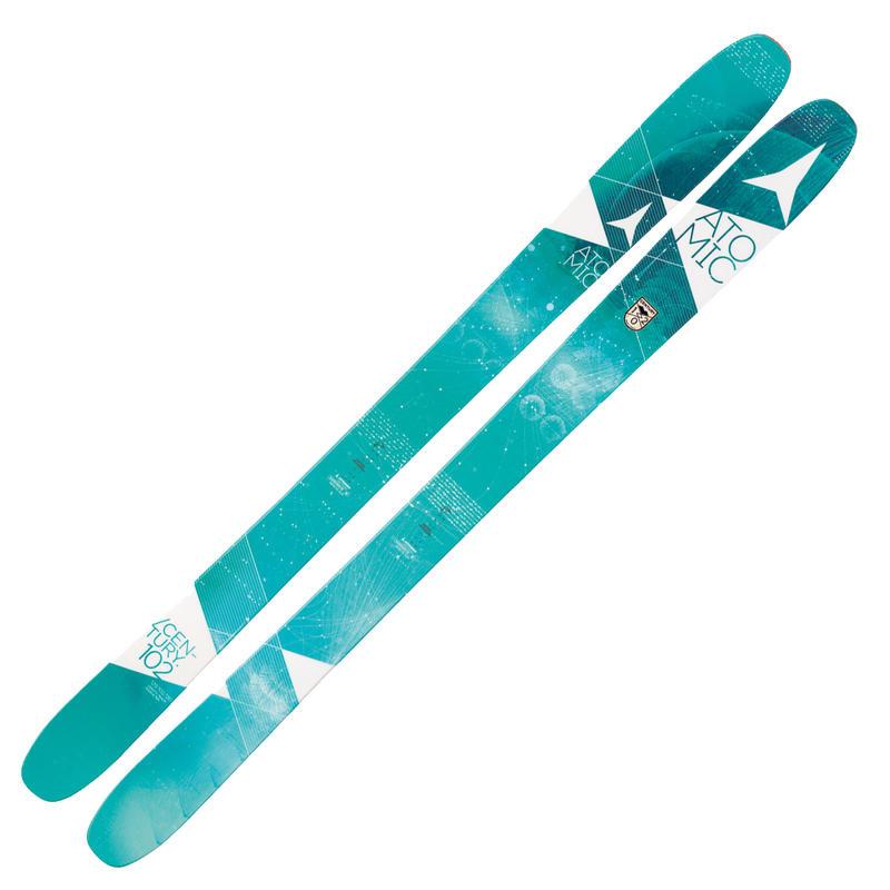 Century 102 Skis