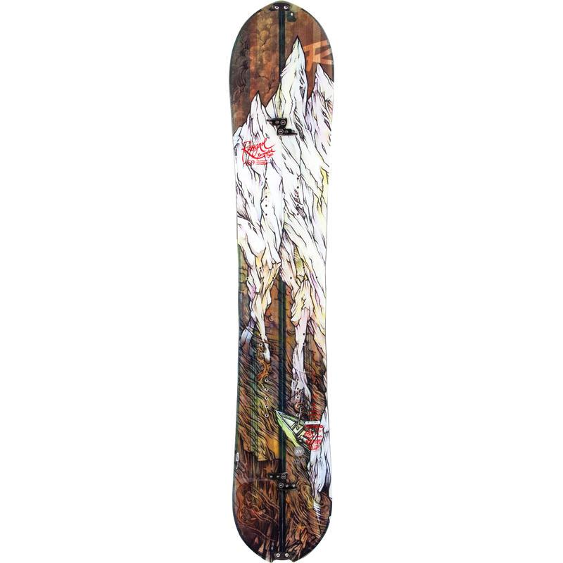 Ens.de planche à neige divisible XV Magtek