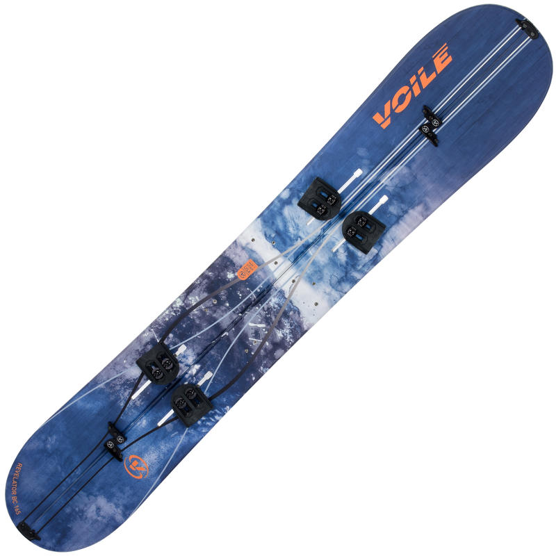 Planche à neige divisible Revelator BC