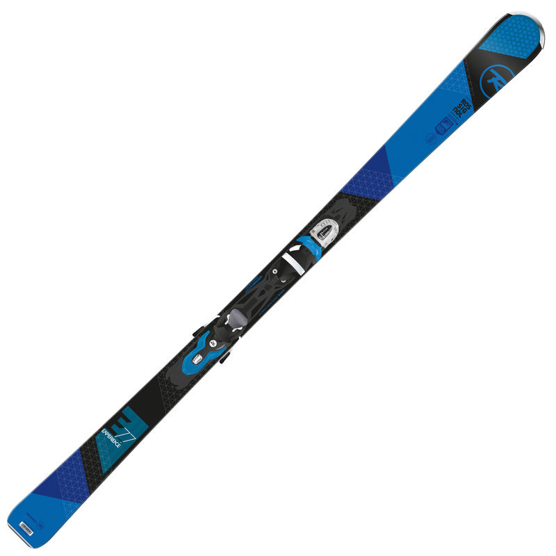 Skis Experience 77 avec fixations