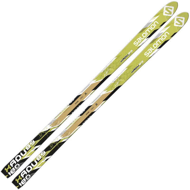 Skis de randonnée X-ADV 89 Grip