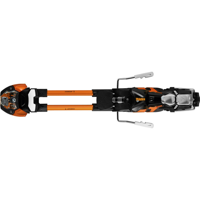 Fixations Tracker 16 Noir/Orange