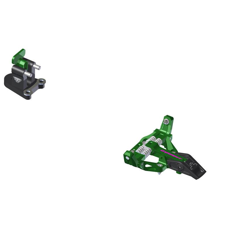 Fixations Low Tech Race 2.0 Vert/Magenta