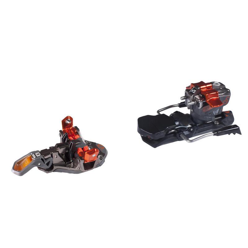 Fixations Ion 10 avec freins