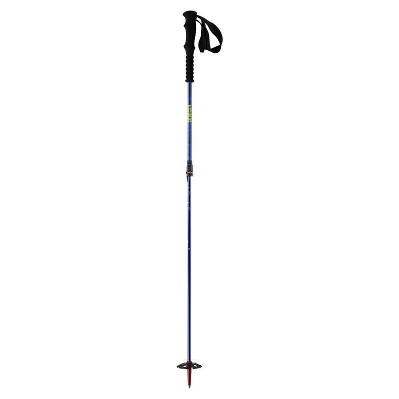 Bâtons de ski Chugach Bleu/Jaune