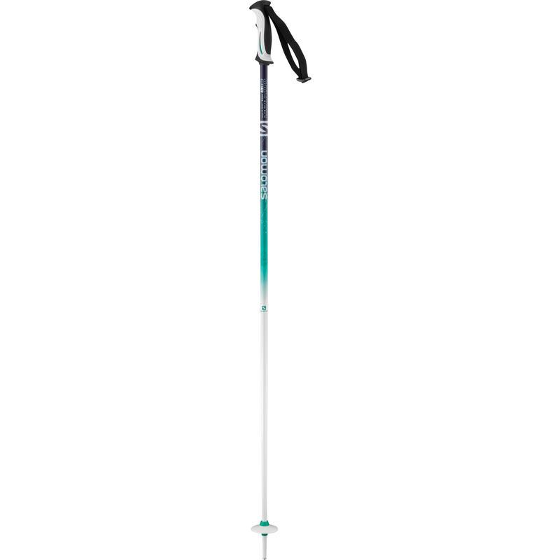 Bâtons de ski Arctic Lady Blanc/Pourpre/Bleu