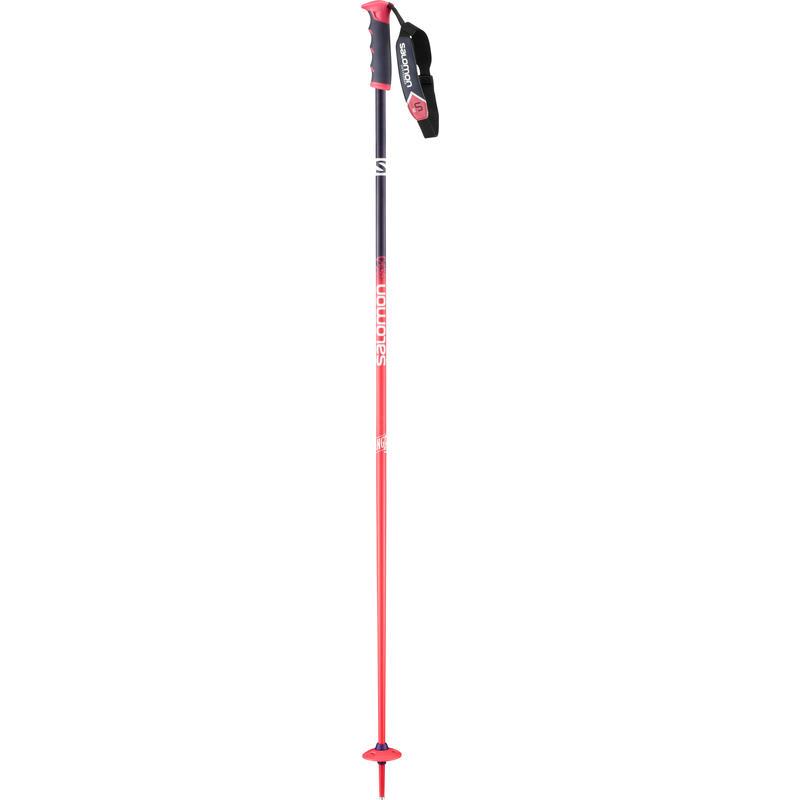 Bâtons de ski Angel S3 Rouge/Pourpre