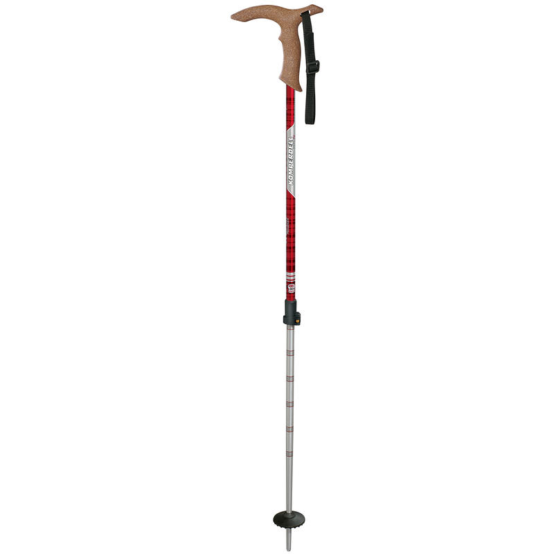 Bâtons Walker Power Lock Brun/Argent