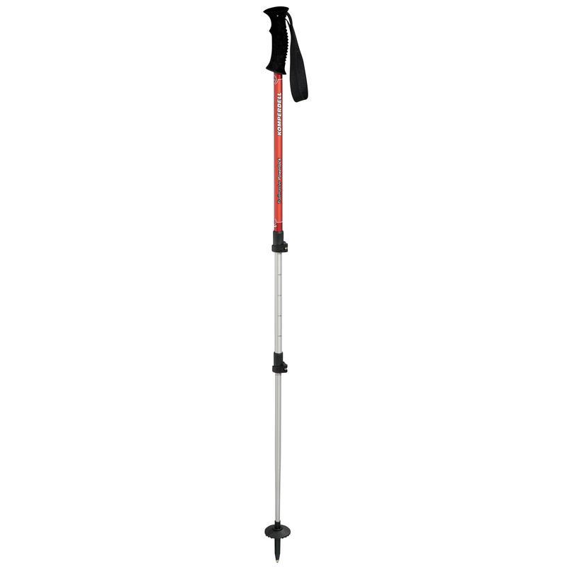 Trailmaster Powerlock Poles Red