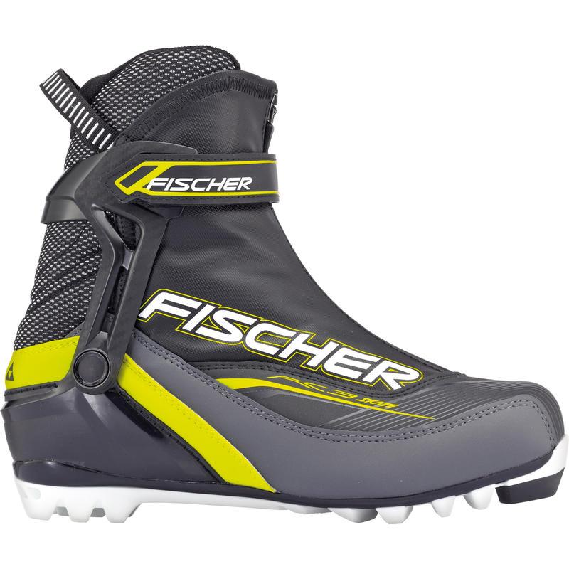 Bottes de ski de patin RC3