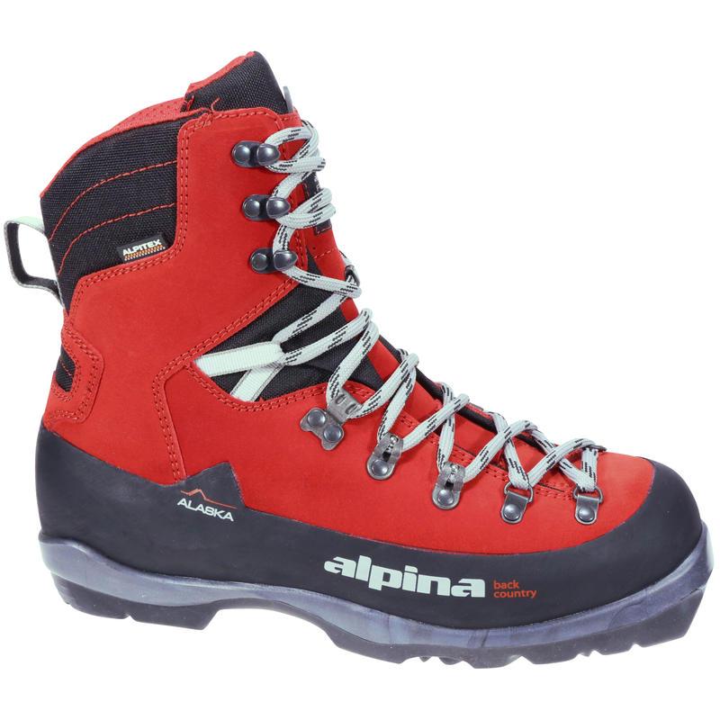Alaska NNN BC Boots Black/Orange