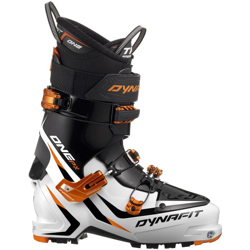 One PX-TF Boots White/Orange