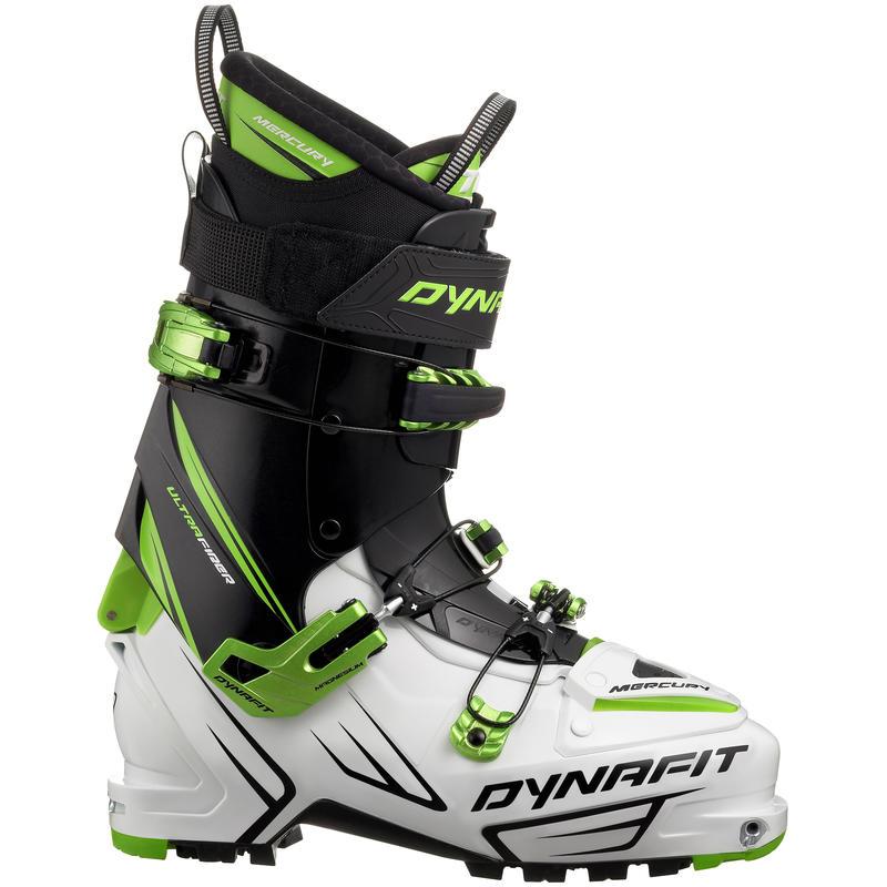 Bottes de ski de haute route Mercury TF White/Black