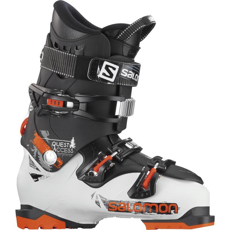 Bottes de ski de haute route Quest Access 70 T Blanc/Noir