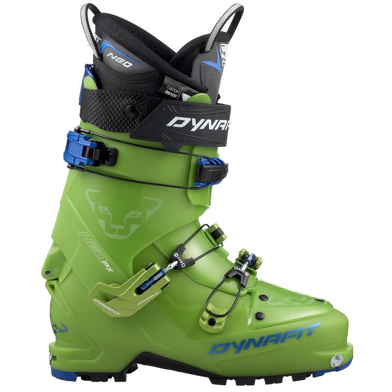 Bottes de ski de haute route Neo PX CR Vert/Bleu