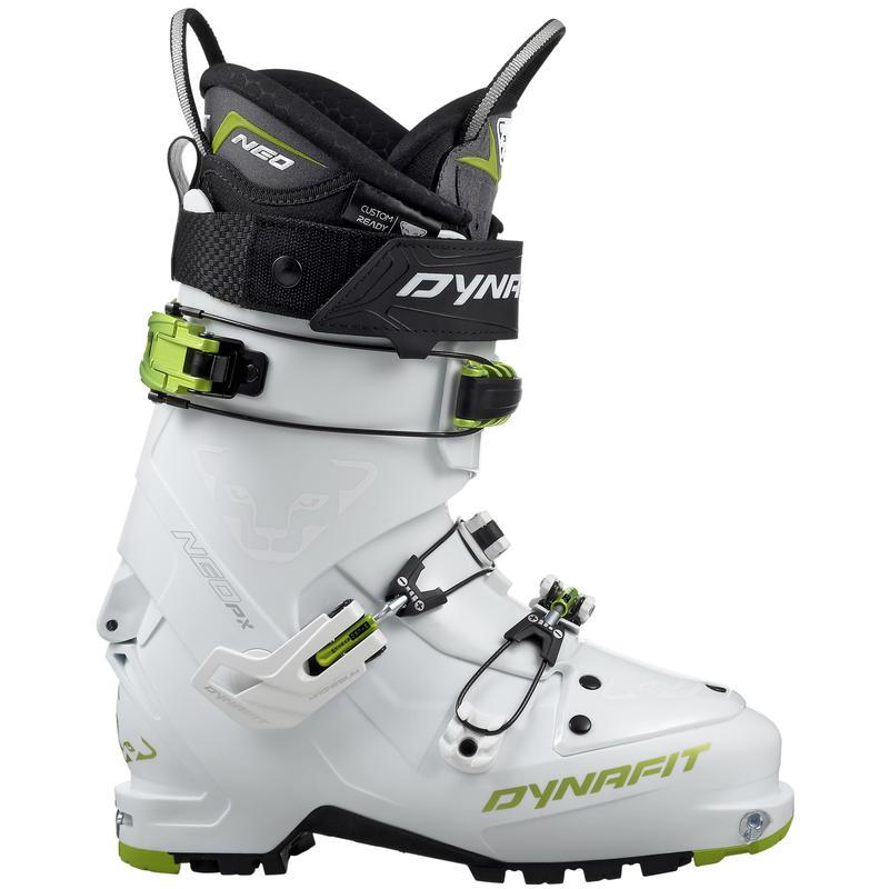 Bottes de ski de haute route Neo PX CR Blanc/Vert