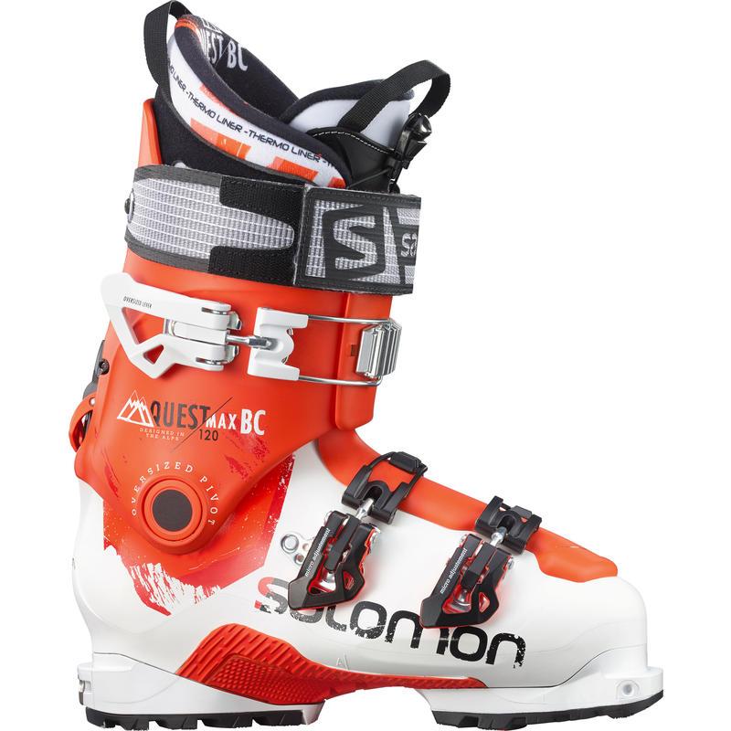 Bottes de ski de haute route Quest Max BC 120