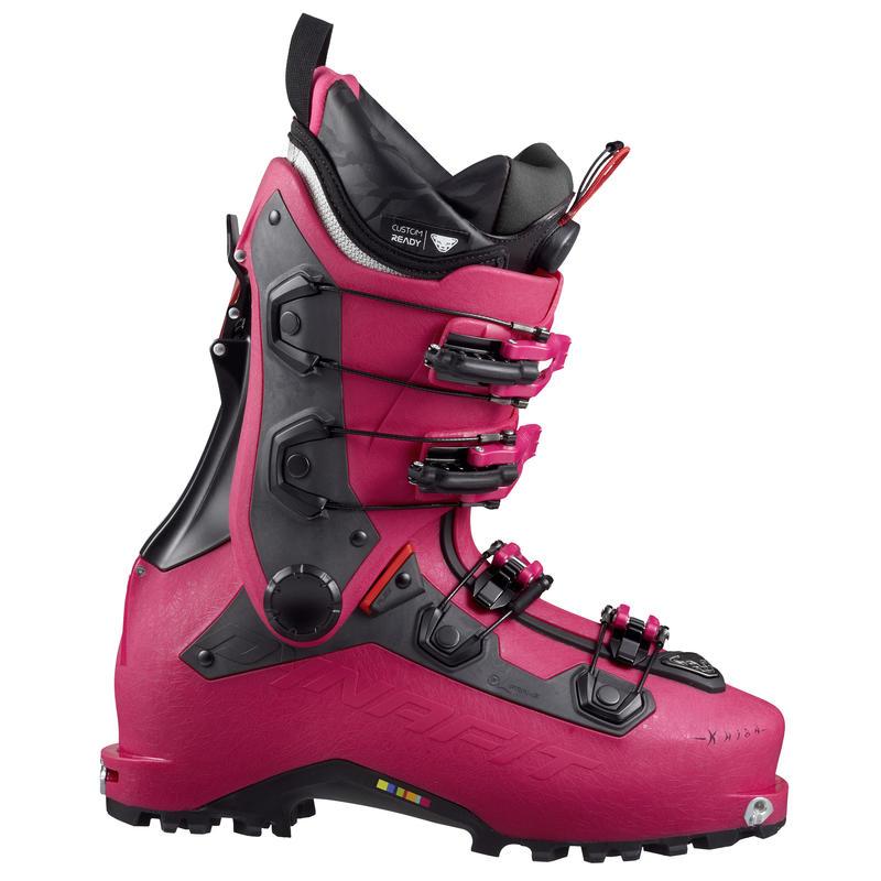 Khion Ski Boots Pink/Black