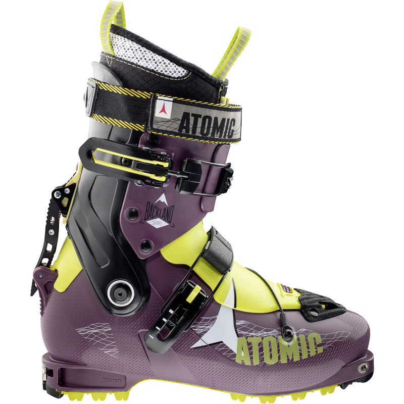 Bottes de ski Backland Baies/Lime