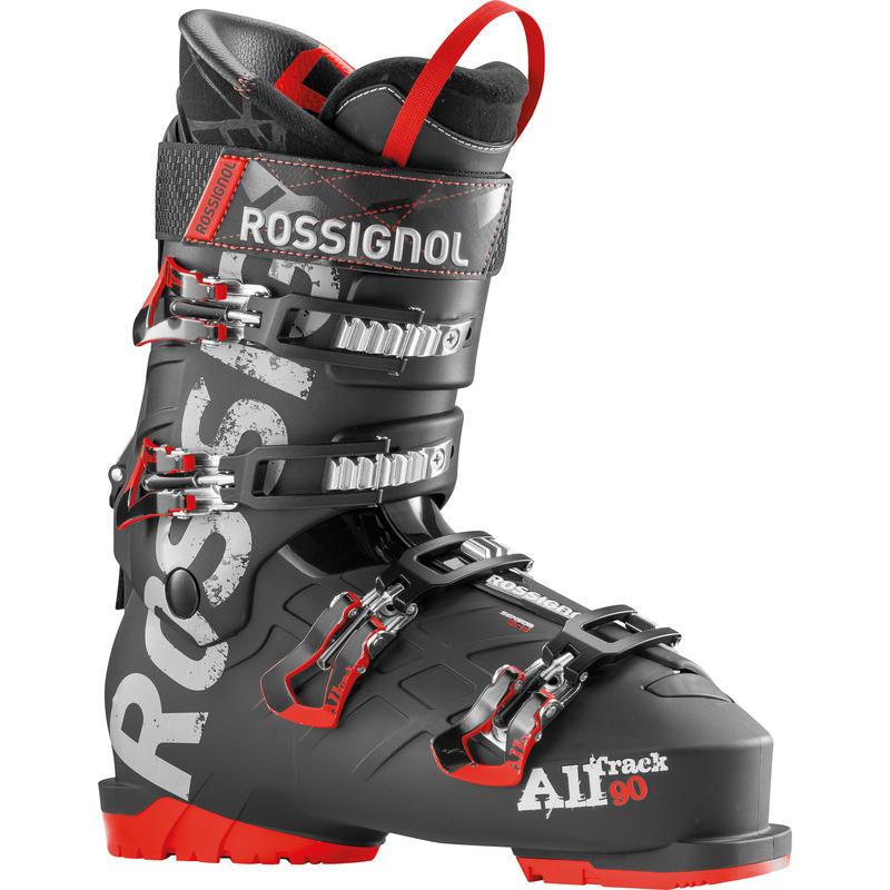 Bottes de ski Alltrack 90 Noir/Rouge