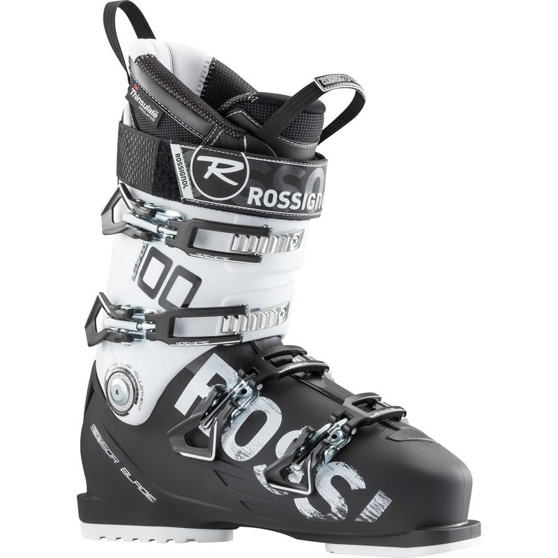 Bottes de ski Allspeed 100 Noir/Blanc