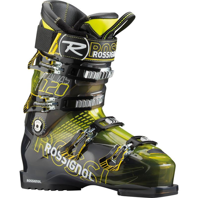 Bottes de ski Alias Sensor 120 Jaune/Translucide