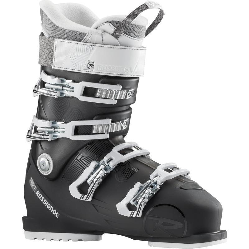 Bottes de ski Pure 70 Noir/Translucide