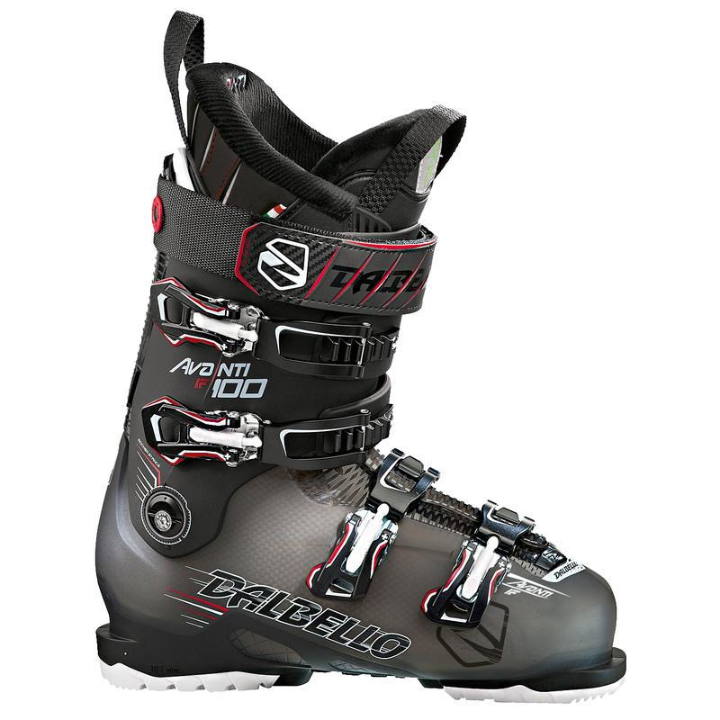 Bottes de ski Avanti 100 Noir transparent/Noir