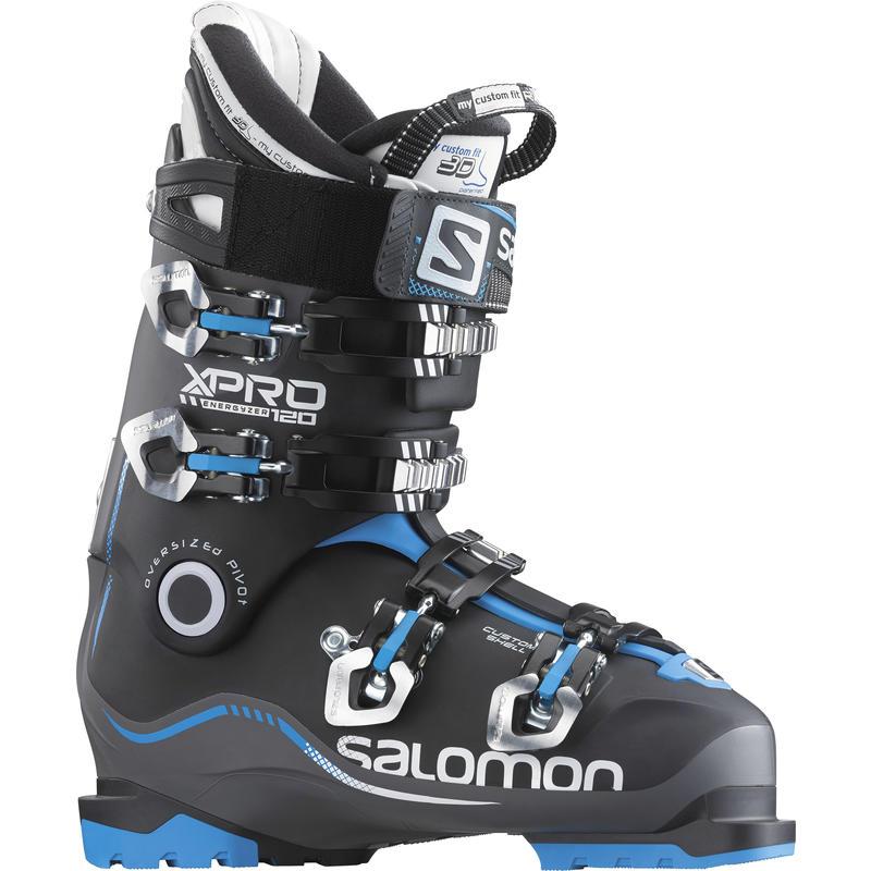 X-Pro 120 Ski Boots Anthracite/Black