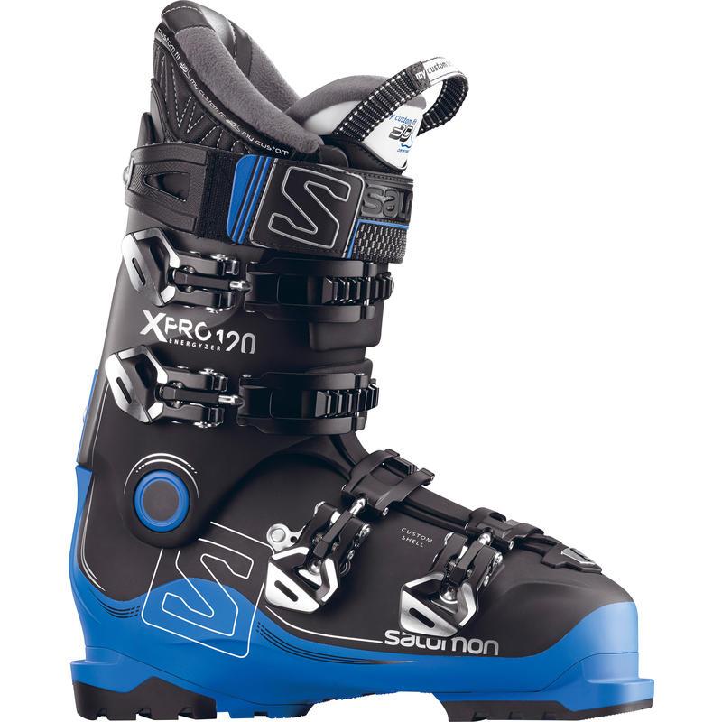 Bottes de ski X Pro 120 Noir/Bleu indigo/Anthracite