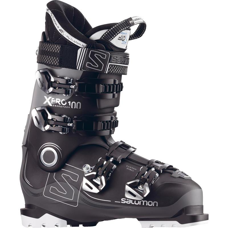 Bottes de ski X Pro 100 Noir/Anthracite/Gris cl