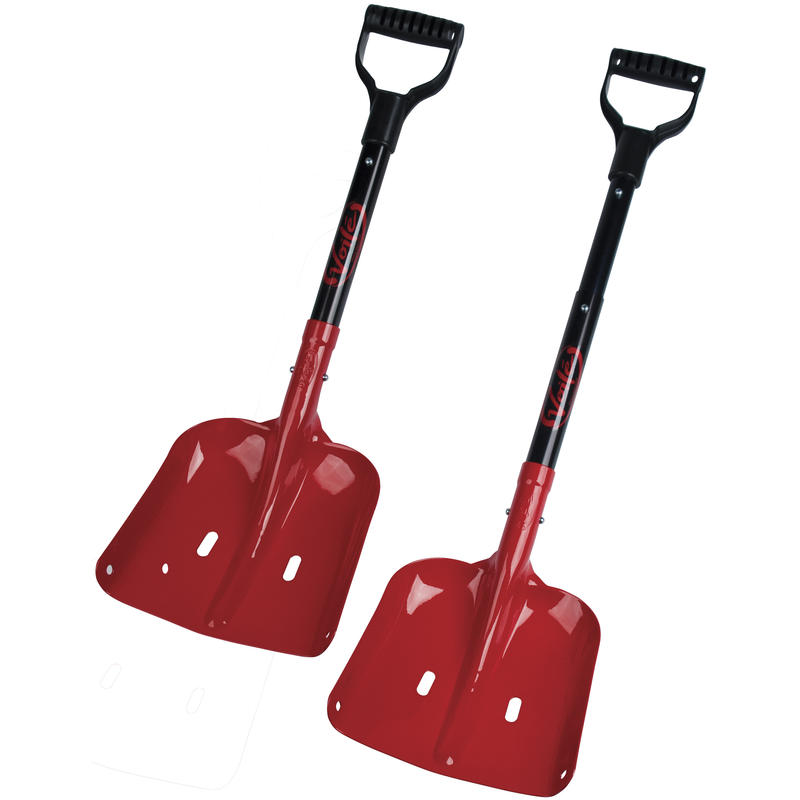 Mini Telepro T6 Shovel Red